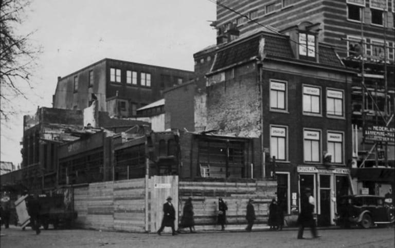 1849년, 네덜란드 하를렘 지역에 무슨 일이 있었나?