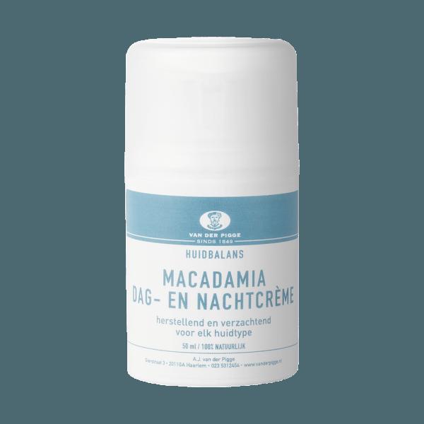 마카다미아 데이 & 나이트 크림 50ml MACADAMIA DAG – EN NACHTCREME 50ML